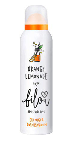 "Sprchová pěna ""bilou"" ORANGE LEMONADE 200 ml"