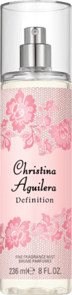 Christina Aguilera Definition, Body Mist 236 ml - novinka