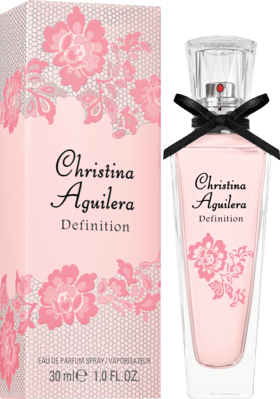 Christina Aguilera Definition, Eau de Parfum 30 ml - novinka