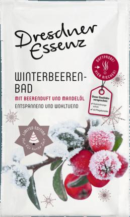 Dresdner Essenz ZIMNÍ BOBULE - sůl do koupele 60 g