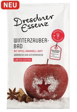 Dresdner Essenz KOUZLO ZIMY - sůl do koupele 60 g