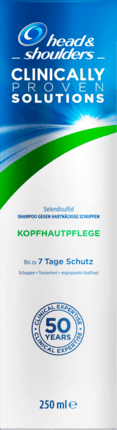 Head & Shoulders Clinical Solutions Kopfhaut proti lupům 250 ml