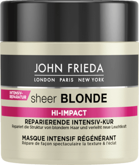 John Frieda - Sheer Blond regenerující kúra HI-IMPACT 150 ml