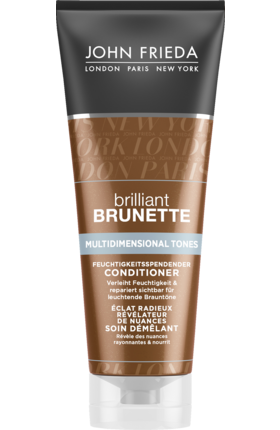 John Frieda - Brilliant Brunette Conditioner MULTIDIMENSIONAL T.