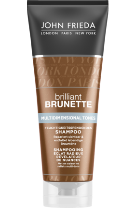 John Frieda - Brilliant Brunette Shampoo MULTIDIMENSIONAL TONES