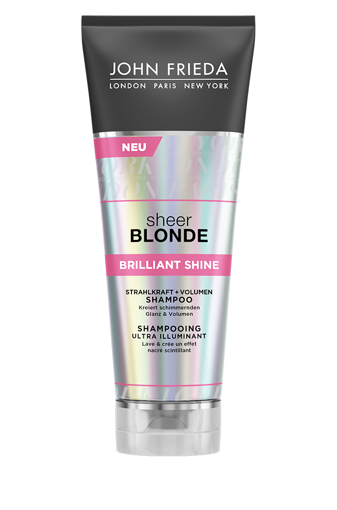 John Frieda - Sheer Blonde Brilliant Shine Schampoo 250 ml