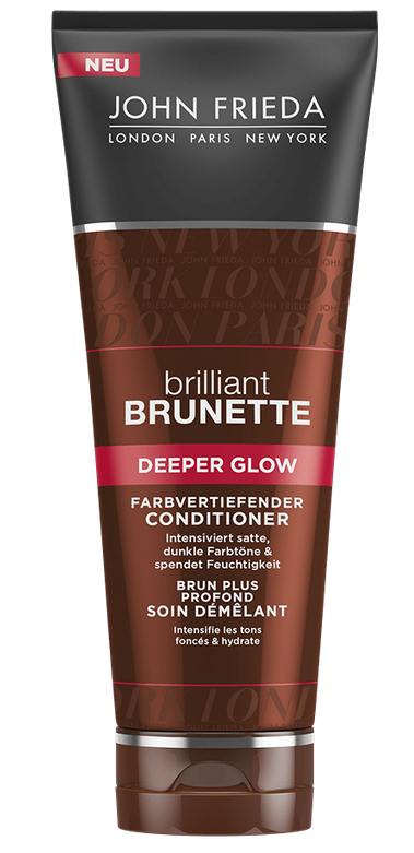 John Frieda - Brilliant Brunette Conditioner DEEPER GLOW 250 ml