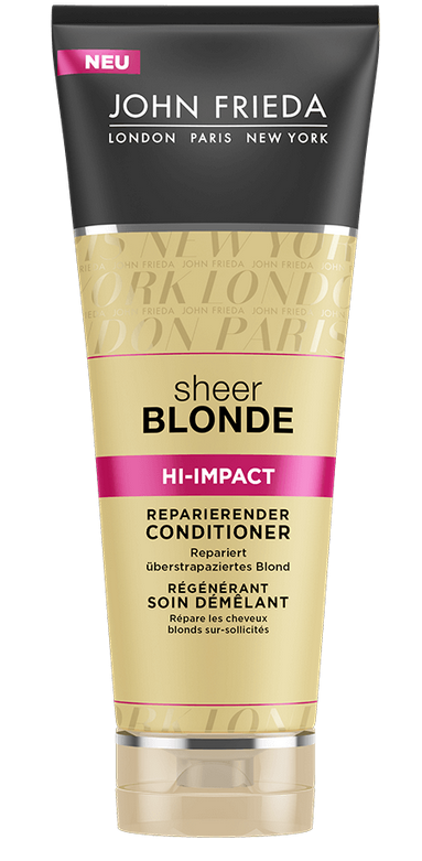 John Frieda Sheer Blond Conditioner regenerující HI-IMPACT 250ml