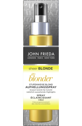 John Frieda - Go Blonder Lightening Spray (zesvětlující) 100 ml