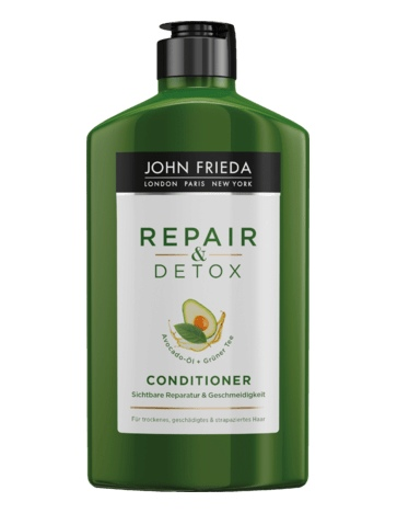 John Frieda - Repair & Detox kondicionér, 250 ml - novinka