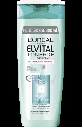 L'Oreal šampón Tonerde Absolue 3jílový proti lupům 300 ml